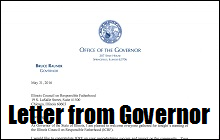 Letter from Governor (Tab)